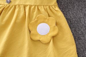 Rochita galben mustar - Flowers