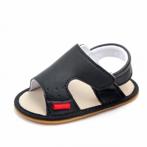 Sandalute baietei negre