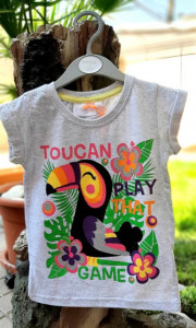 Tricou fetite - Play that game