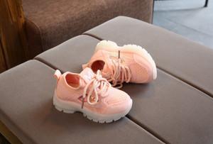 Adidasi roz somon