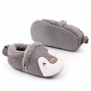 Botosei gri pentru bebelusi - Pinguin