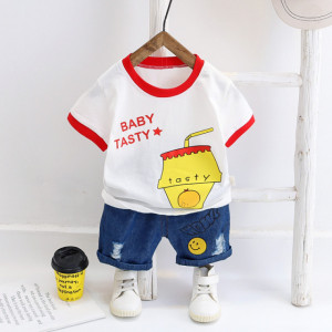Costum pentru baietei - Baby tasty