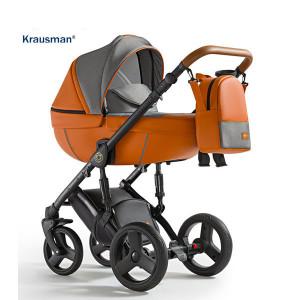 Krausman - Carucior 3 in 1 Nexxo Orange