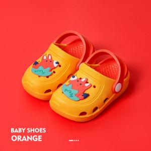 Papuci din cauciuc pentru copii - Vulpita