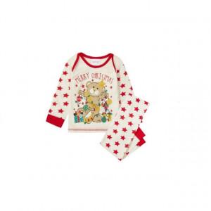 Pijama bebelusi - Merry Christmas Bear