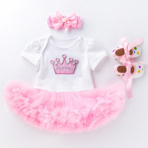 Rochita body cu fustita tutu - Princess