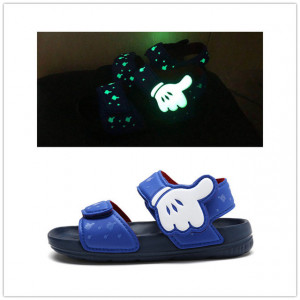 Sandale albastre - Manuta