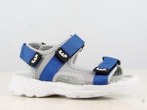 Sandale pentru baieti - Grey and Blue