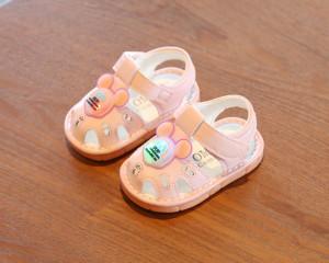 Sandalute roz - Soricel