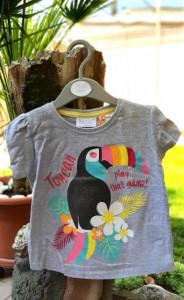 Tricou fetite - Toucan