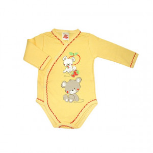 Body bebe - ursuleti cu capsunele - Haine Bebe