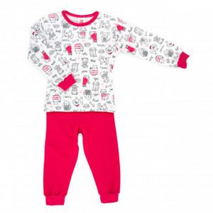 Pijama pentru fetite - Colectia Miau