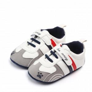 Adidasi bebelusi - Labuta de catelus