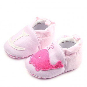 Botosei bebelusi roz - Micuta balena