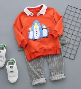 Costumas bebelusi - Familia pinguinilor