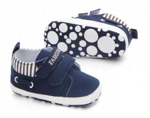 Ghetute bebelusi bleumarine - Fashion