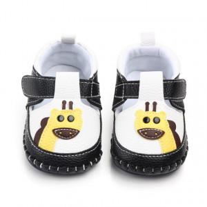 Pantofiori albi cu maro - Girafa