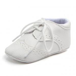 Pantofiori eleganti albi