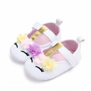 Pantofiori fetite albi - Ochisori