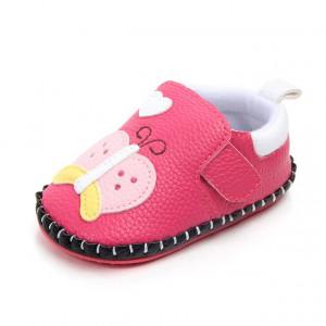 Pantofiori fetite roz ciclamen - Fluturasii