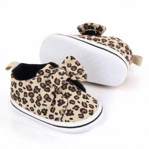 Pantofiori pentru fetite - Leopard