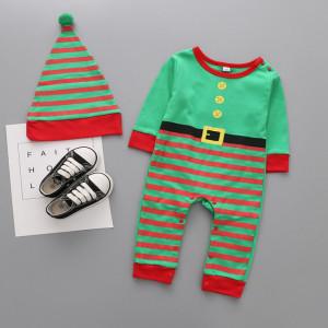 Salopeta bebe - Costumasul Elfului