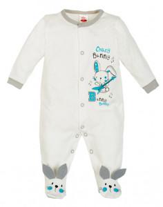 Salopeta pentru bebelusi - Colectia Bunny Boy