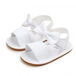 Sandale fetite - Fundita alba