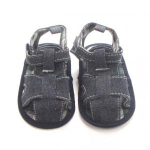 Sandalute din blugi pentru baietei
