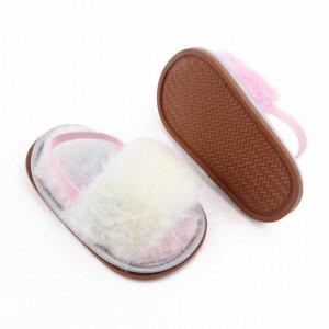 Sandalute pentru fetite - Curcubeu