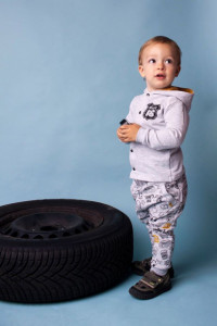 Trening pentru bebelusi - Colectia Route 66