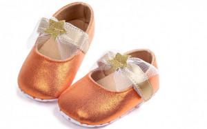 Balerini fetite orange - Steluta sclipitoare