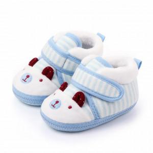 Botosei pentru bebelusi - Blue teddy