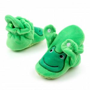 Botosei pentru bebelusi - Green frog