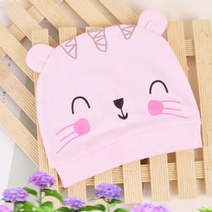 Caciulita tip fes - Pisicuta roz