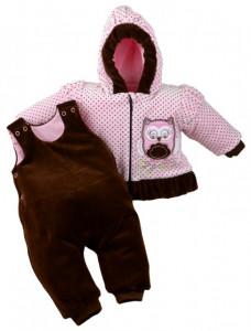Compleu bebelusi roz - Bufnita