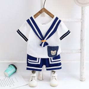 Costum pentru baietei - Sailor
