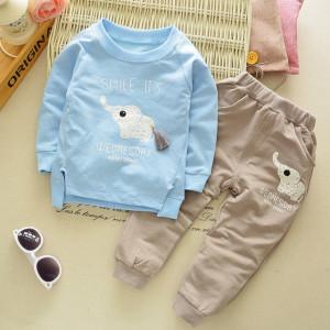 Costumas pentru baietei - Elefantelul