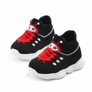 Mocasini negri tip adidas - Omiduta