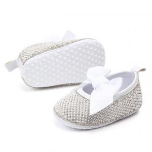 Pantofiori de ocazie cu perlute si strasuri