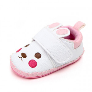 Pantofiori fetite - Iepurasul alb