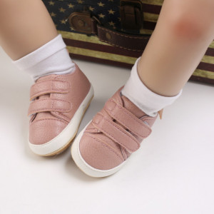 Pantofiori roz pudra pentru fetite
