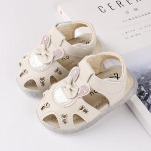 Sandale ivoire - Bunny