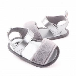 Sandalute argintii - Pufi