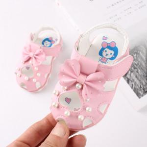 Sandalute roz - Heart