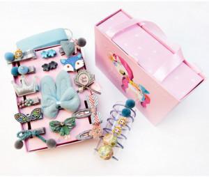 Set de 24 accesorii pentru par - Model G