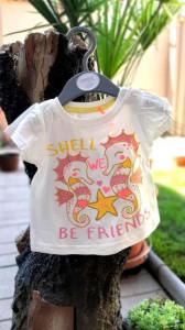 Tricou fetite - Be friends