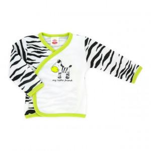 Bluzita bebe - Zebra - Hainute bebelusi