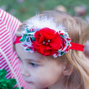 Bentita fetite cu flori
