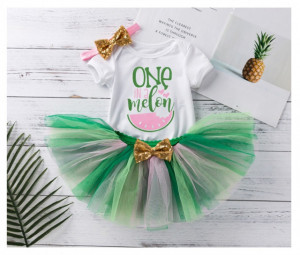 Body cu fustita tutu - One in a melon